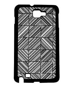 Pickpattern Back cover for Samsung Galaxy Note 1 N7000