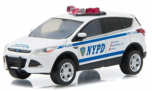 greenlight-motor-world-series-16-2014-nypd-ford-escape-164-scale-diecast-by-motor-world