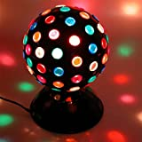 LED Party Magic Disco Kugel Discolicht Discoball Retro Ø 22cm