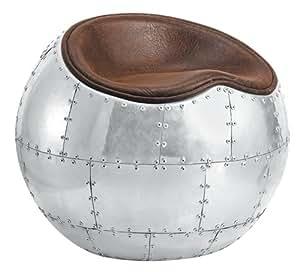 Tabouret Pouf DOLL AVIATOR Design Boule Bubble Ball Chair