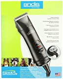 #7: ANDIS Power Groom+ Detachable Blade Clipper for Pets (Dog Grooming)