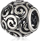 Pandora Damen-Bead Schnecken filigranes Moments 790896