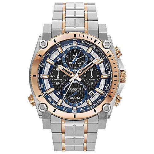 Bulova Reloj de Pulsera 98B317