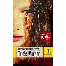 Triple Murder (Langenscheidt Lernschmöker)