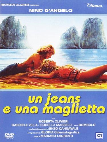 Preisvergleich Produktbild Un jeans e una maglietta [IT Import]