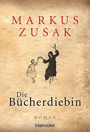 Buchcover Die Bücherdiebin. Roman