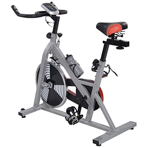 Goplus? Exercise Bike Cycling Indoor Health Fitness Bicycle Stationary Exercising by Goplus