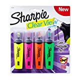 Best Sanford Ink Pens - Sanford Ink Sharpie Clear View Highlighters-Yellow, Pink, Orange Review