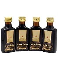 Irish Coffee 24 Flaschen 40ml Irish Whiskey, Alkohol 31 Vol.