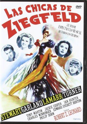 Las chicas de Ziegfeld [Spanien Import] -