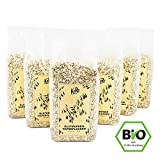 KoRo   BIO Haferflocken   Kleinblatt   Glutenfrei   6er Pack   6 x 500 g (3 kg)   Für Müsli und Porridge   Frühstück