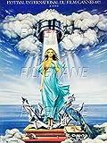 PostersAndCo TM Cinema: Festival de Cannes 1977 Rsri-Poster/Reproduction 50x70(*) d'1 Affiche Vintage