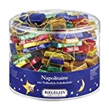 Milk Chocolate Christmas Tree Parcels Baubles Decorations Full Box Sweets
