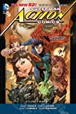 Superman Action Comics Volume 4: Hybrid HC (The New 52): Written by Andy Diggle, 2014 Edition, (52nd edition) Publisher: DC Comics [Hardcover]
