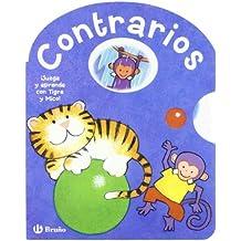 Contrarios: ¡Juega y aprende con Tigre y Mico! (Castellano - A Partir De 0 Años - Manipulativos (Libros Para Tocar Y Jugar), Pop-Ups - Libros-Ruleta)
