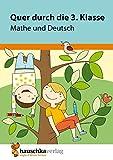 Quer durch die 3. Klasse, Mathe und Deutsch - Übungsblock (Lernspaß Übungsblöcke, Band 663) - Tina Harder