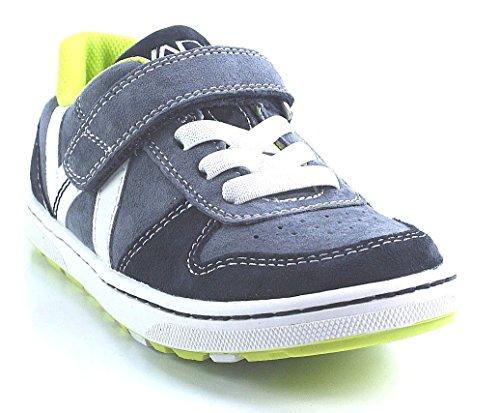 Vado  32612-100, Chaussures de ville à lacets pour garçon gris gris Bleu - Azul - azul