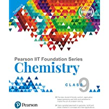 Pearson IIT Foundation Chemistry Class 9