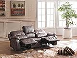 Voll-Leder Couch Sofa Garnitur Relaxsessel Fernsehsessel 5129-3-377 sofort
