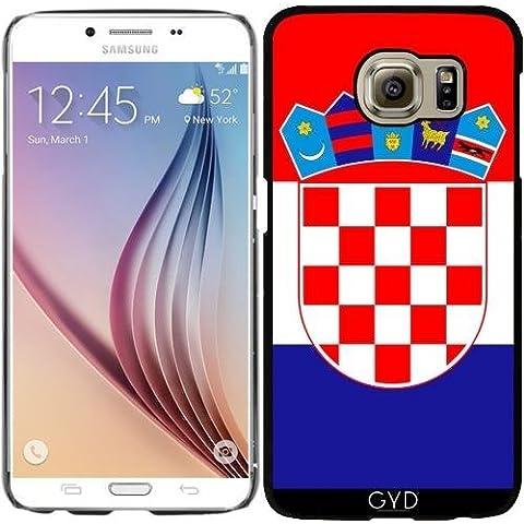 Funda para Samsung Galaxy S6 (SM-G920) - La Bandera De Croacia by BruceStanfieldArtist