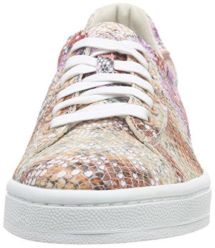 ESPRIT Gwen Python Lu Damen Sneakers Braun (235 caramel)