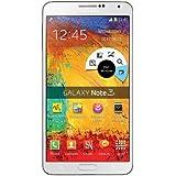 Samsung Galaxy Note 3 N9005 débloqué sans puce compatible norme LTE Blanc 32 Go
