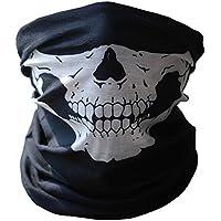 Moto Casco Mascaras Schädel tubuläre schützende Staub Mund Maske Bandana Motorrad Polyester Schal Face Neck Warmer... preisvergleich bei billige-tabletten.eu