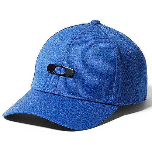 Oakley Herren Metal Gas Can Cap 2.0 Novelty - Blau - Large/X-Large (Gas Cap Can)