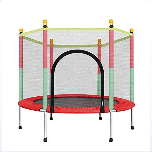 Ayy Heimkinder in der Halle Baby-Sprungbett Kind Erwachsene Fitness-Gurt-Netz Spielzeug Spielzeug Trampolin