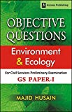 Environment and Ecology, in recent times, make up for vital discourses in the world. Consequently, this subject has become an important portion of the Civil Services Preliminary Examination as well. Designed for the aspirants of the Civil Services p...