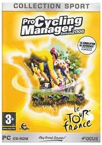 Pro cycling manager - Tour de France 2006 - collection sport