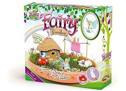 My Fairy Fée Jardin Jardin