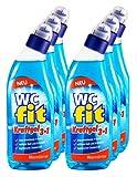 6er Vorteilspack Fit WC-Reiniger 3in1 Meeresbrise 4500 ml