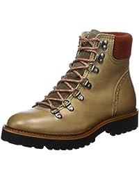 Marc O'Polo Damen Lace Flat Heel Bootie 70814236301108 Schlupfstiefel