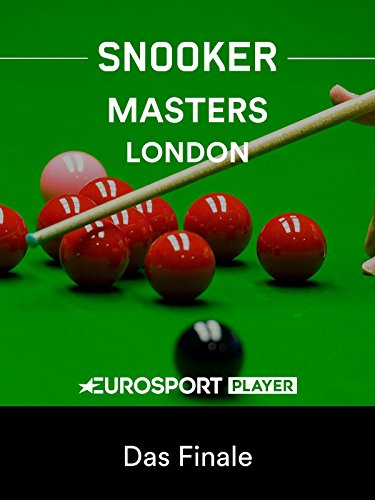 Snooker: The Masters in London - Das Finale