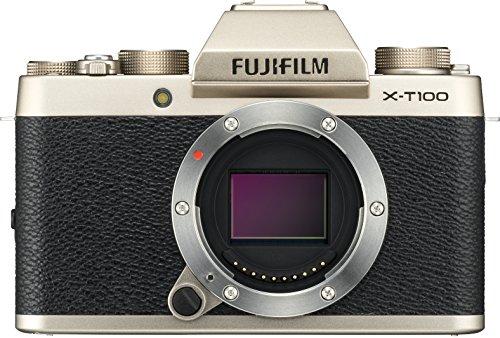 Fujifilm X-T100 Mirrorless Digital Camera Body & XC 50-230mm f/4.5-6.7 OIS II Lens Kit