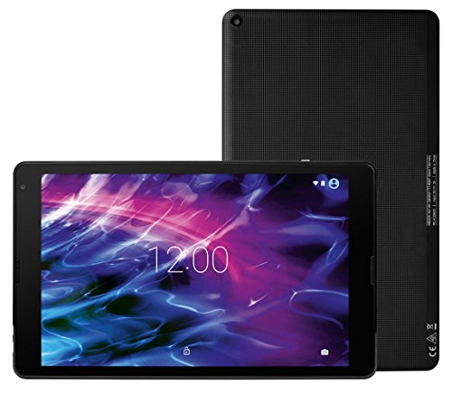 MEDION E10511 25,7 cm (10,1 Zoll Full HD Display) Tablet-PC (MTK Quad-Core 1,3GHz, 2GB RAM, 16GB Speicher, Bluetooth, GPS, WLAN, Android 7.0) Titan