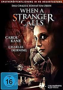 Das Grauen kommt um zehn (When a Stranger Calls)