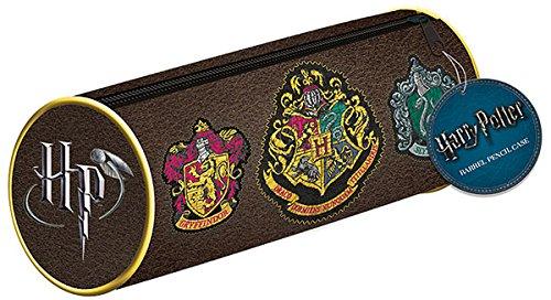 Vistoenpantalla Portatodo Escudos Harry Potter