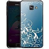 Samsung Galaxy A3 (2016) Housse Étui Protection Coque Motif Motif Vrilles