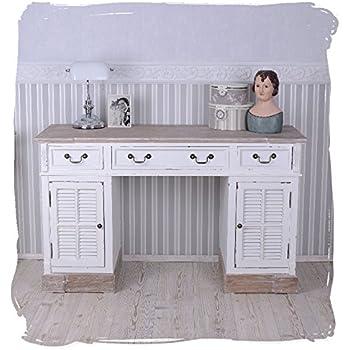 Schreibtisch weiß vintage  Antiker Schreibtisch, Computertisch, Schreibmöbel, Sekretär ...