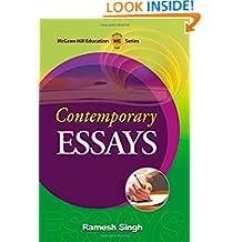 Contemporary Essays for Civil Services Examination