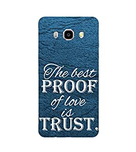 PrintVisa Designer Back Case Cover for Samsung Galaxy J5 2016 :: Samsung Galaxy J5 2016 J510F :: Samsung Galaxy J5 2016 J510Fn J510G J510Y J510M :: Samsung Galaxy J5 Duos 2016 (Love Defining Quote)