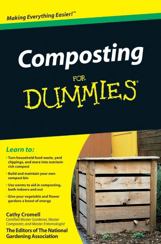 Composting For Dummies (English Edition) eBook: The National ...