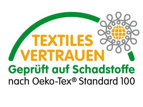npluseins klassisches Jersey Spannbetttuch - erhältlich in 34 modernen Farben und 6 Verschiedenen Größen - 100% Baumwolle, 70 x 140 cm, Kiwi - 9