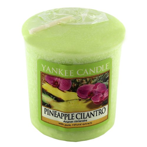 Yankee Candle Votivkerze Pineapple Cilantro