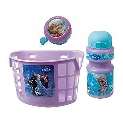 Bike Juego Disney congelado accesorios (3 piezas) de Disney Frozen