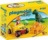 Playmobil 9120 1.2.3 Explorer with Dinosaur