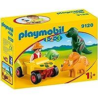 Playmobil 9120 Explorateur et dinosaures