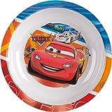 Ciao 33919 Disney Pixar Cars Piatto Fondo in Melamina, Multicolore
